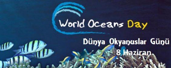 8 Haziran Dünya Okyanuslar Günü