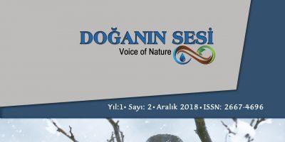 Doğanın Sesi Dergisi Yıl.1 Sayı.2