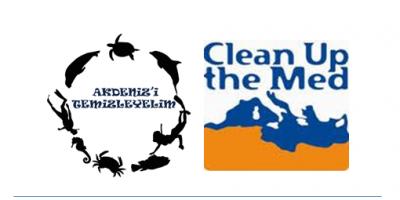 Akdeniz'i Temizleyelim Kampanyasına Mersin'de ODTÜ Erdemli Deniz Bilimleri Enstitüsü ile birlikte katılıyoruz