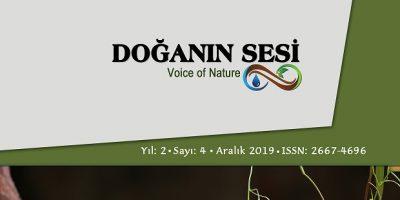 Doğanın Sesi Dergisi Yıl.2 Sayı.4