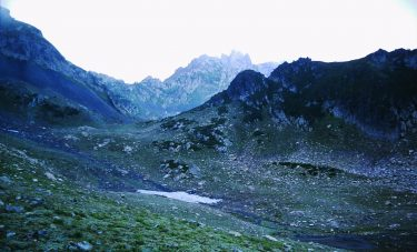 Karçal Dağları