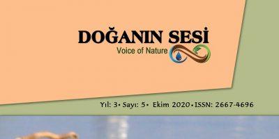 Doğanın Sesi Dergisi Yıl.3. Sayı.5