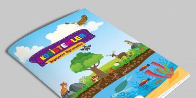 KİTAP BİZDEN BOYA KALEMLERİ SİZDEN OLSUN ! Çocuklarımızı Ekosistemlerle Buluşturalım
