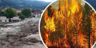 Yaşanan sel ve yangın felaketlerinin günah keçisi iklim değişikliği mi? Ya doğanın işleyişine uygun planlama yapmayan insanın rolü!